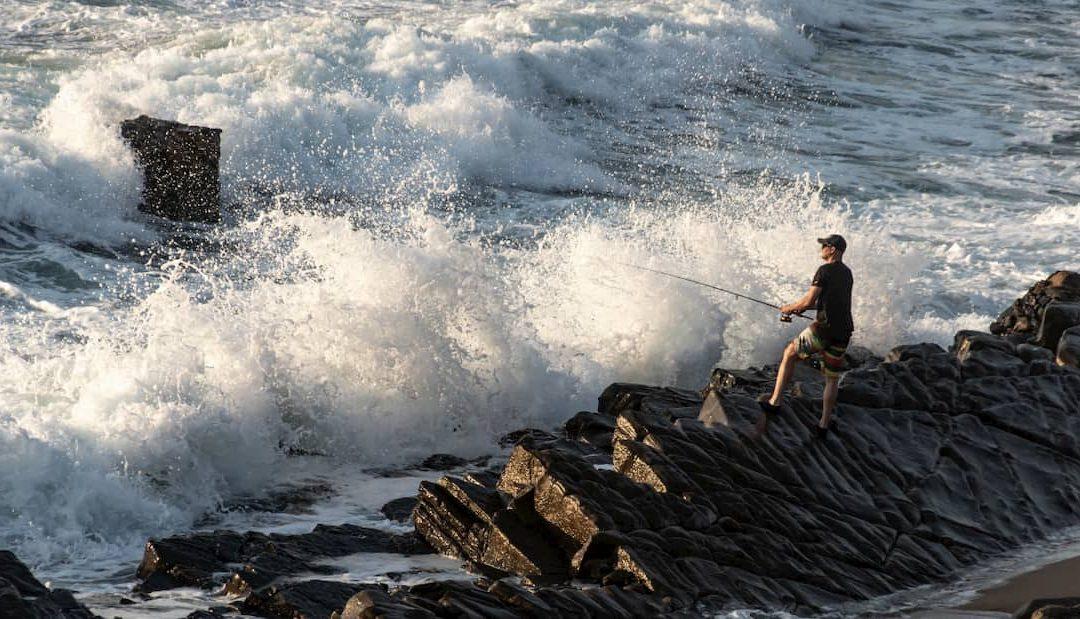 Las 5 mejores cañas para pesca surfcasting este 2021