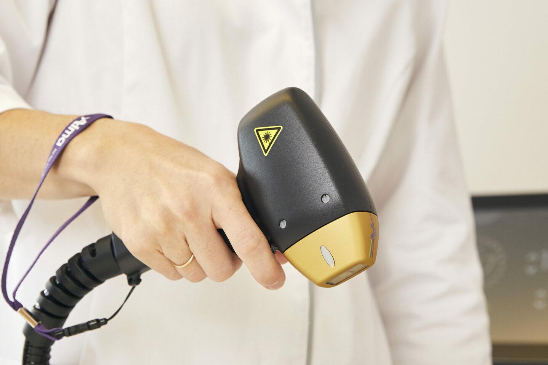 Technologie d'épilation laser la plus performante