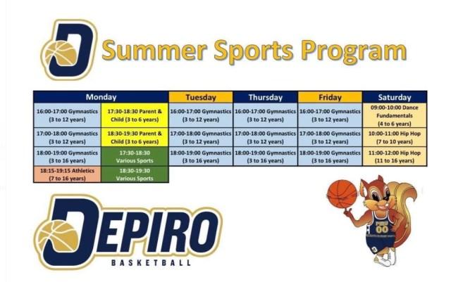 Summer Sport Program