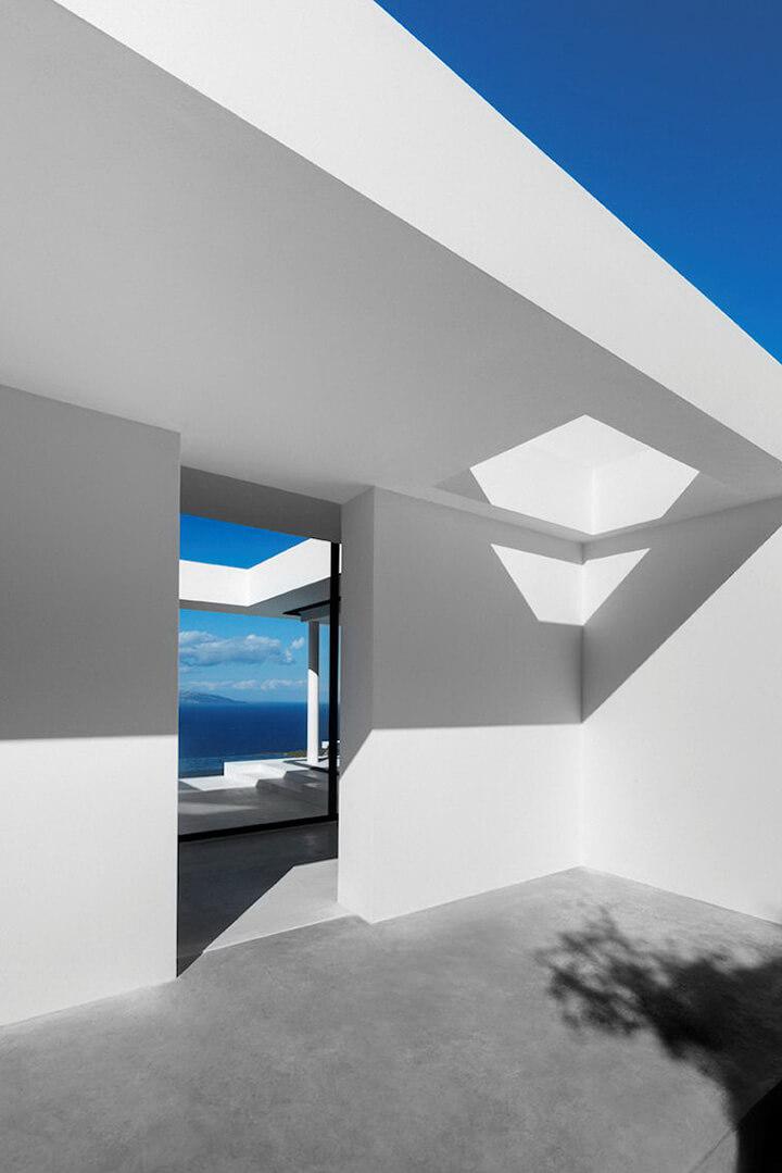 Вилла Silver House на острове Закинф