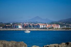 Hendaya (visto desde Hondarribia)