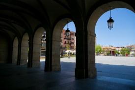 Arkupes Plaza San Juan (Irun)