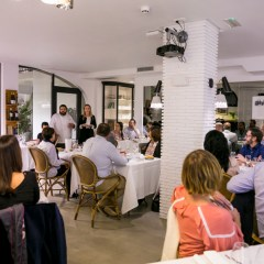 «Cenas de Maridaje Noviembre 2017» – Hondarribia