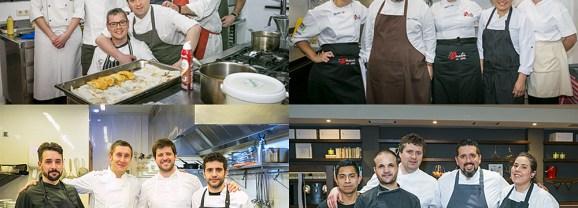 """""""Gastronomía de Argentina"""" en Hondarribia"""