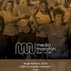 MEDIA MARATÓN + 10K DE IRUN