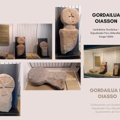 GORDAILUA EN OIASSO – MUSEO OIASSO (IRUN)