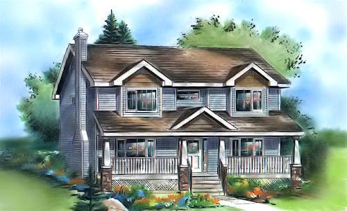 Casa ideal para familias grandes