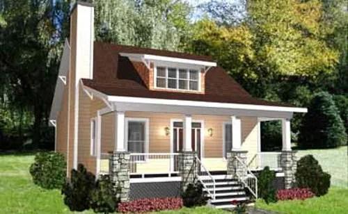 Uno de mis planos de casas preferidos