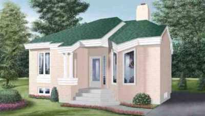 Casa con recovecos