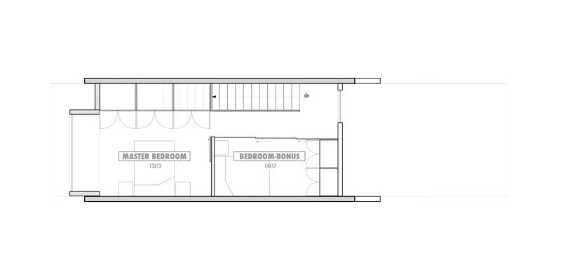Casa de 2 pisos 2 habitaciones y 60 metros cuadrados for Piso 60 metros cuadrados