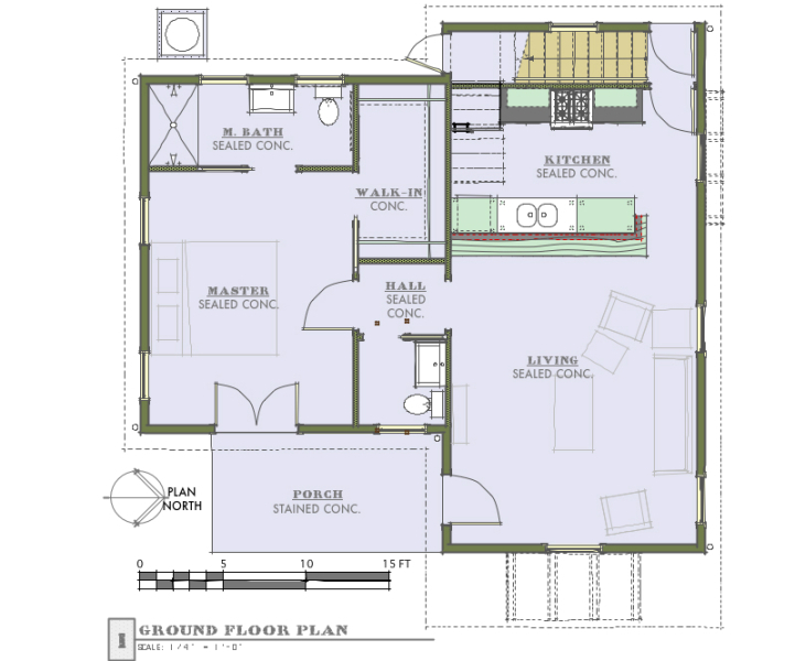 Planos De Pisos De 3 Dormitorios. Planos. Planos De Casas Gratis Con ...