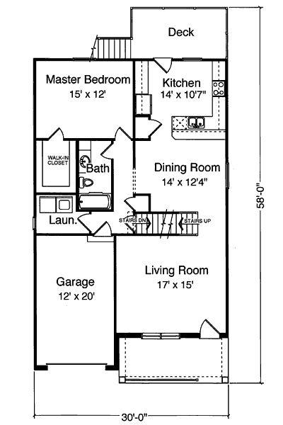 Casa de 2 pisos 3 habitaciones y 160 metros cuadrados for Casa 2 plantas 160 metros cuadrados