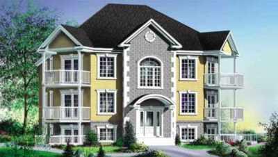 Duplex de dos dormitorios y 101 metros cuadrados
