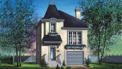 Casa de 2 pisos 2 dormitorios y 148 metros cuadrados