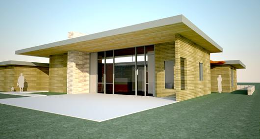 Casa moderna de 3 dormitorios y 191 metros cuadrados