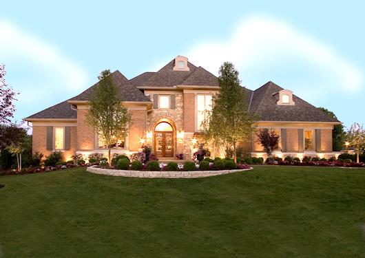 Ver casas grandes planos de casas gratis deplanos com for Pisos elegantes para casas