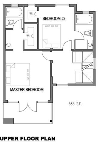 Casa de 3 pisos 2 dormitorios y 150 metros cuadrados for Piso 8 metros cuadrados