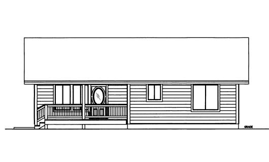 Cabaña de 2 dormitorios y 101 metros cuadrados