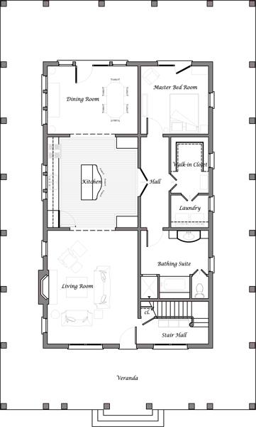 Casa de dos pisos cuatro dormitorios y 241 metros cuadrados planos de casas gratis deplanos com - Planos casas planta baja ...