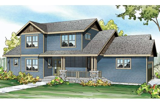 Casa grande de madera
