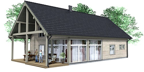Linda casa moderna de dos pisos, cuatro dormitorio y 187 metros cuadrados