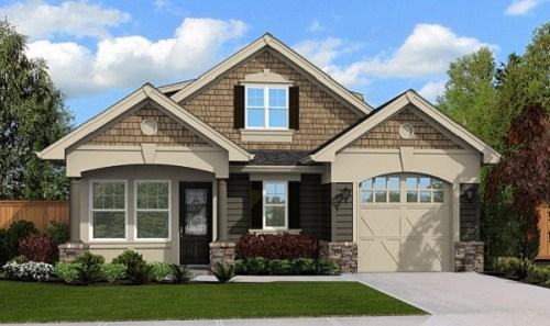 Ver planos de casas de dos plantas y tres dormitorios - Casas americanas por dentro ...