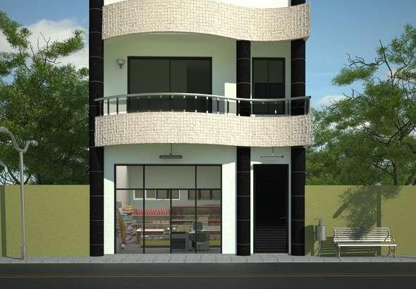 Planos Con Balcon Planos De Casas Gratis Deplanos Com