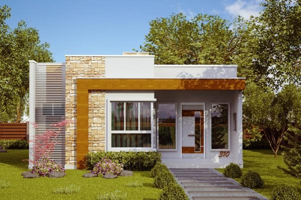 Ver Casas baratas de construir Planos de Casas Gratis dePlanosCom