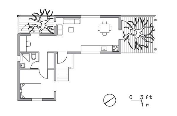 Planos de casas con contenedores maritimos planos de casas - Casas de contenedores maritimos ...