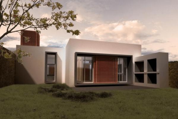 Casa sauco de 3 dormitorios del plan pro cre ar planos de for Plano casa minimalista 1 planta