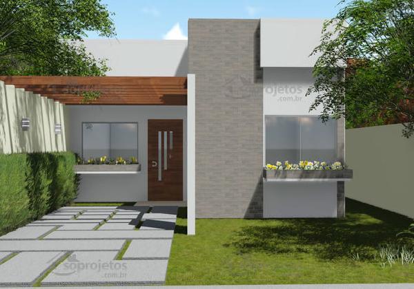 Ver planos de casas de 80 metros cuadrados planos de for Casa moderna gratis