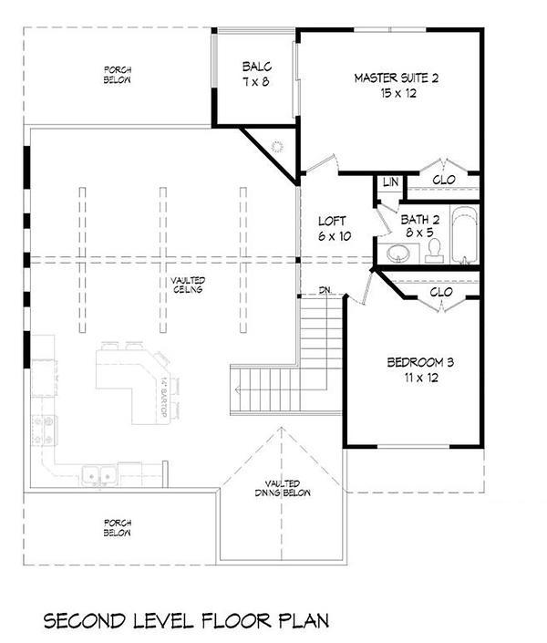 planta alta casa comoda de tres dormitorios