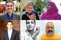 muslims running in California Election