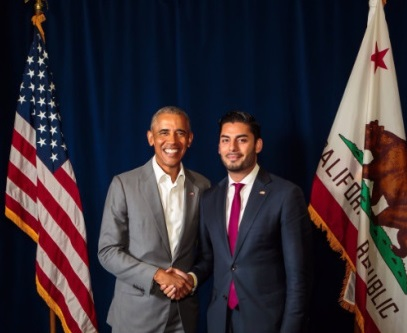 Ammar Campa-Najjar, Grandson of the mastermind of the Munich massacre terrorist, is running for Congress in California's 50th District.