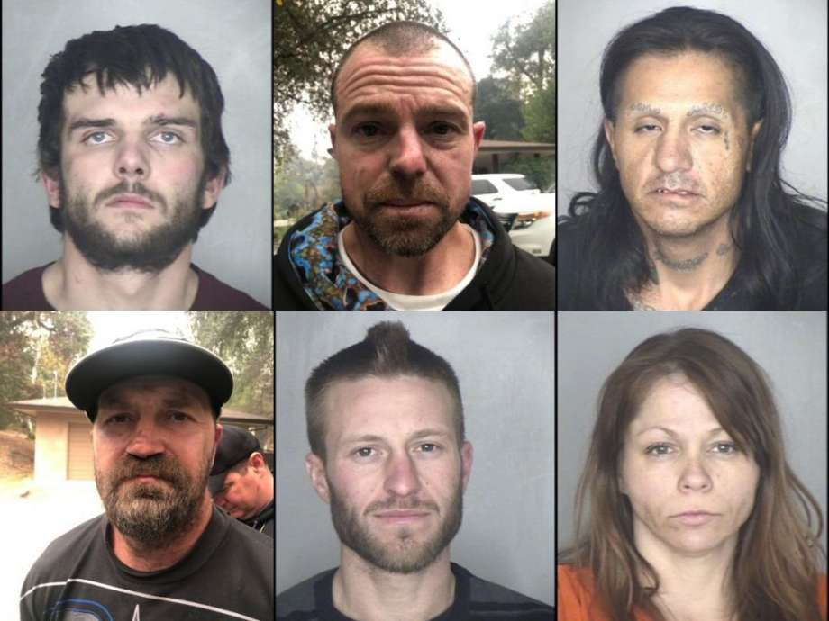looters arrested during California fires