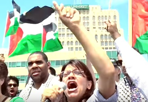 Rashida Tlaib to wear Palestinian thobe while being sworn into Congress
