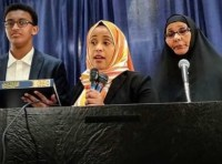hodan hassan sworn into office on quran