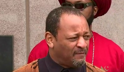 L.A. civil rights activist Najee Ali calls for Jussie Smollett to be arrested