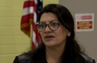 Rashida Tlaib claims President Trump is unfit for office, calls for impeachment