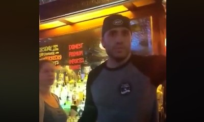 Trump Supporter Kicked Out Of NYC Bar For MAGA Hat