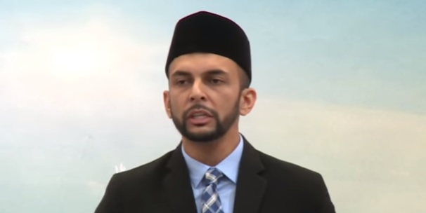 Image result for Muslim Man Running for Virginia State Senate