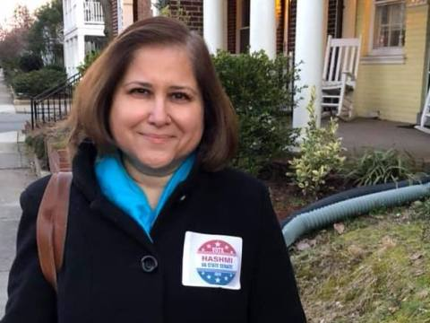 Muslim Woman Running for Virginia State Senate