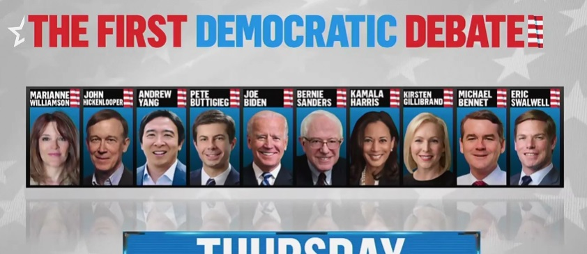 Democratic Presidential Debate - June 26