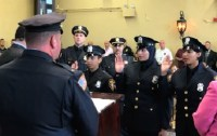 First Hijabi Police Officer in Paterson Sworn in