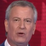Everything Bill de Blasio Said During the Democratic Debate