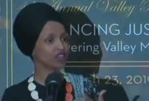"""Ilhan Omar on the 9/11 terrorist attacks: """"Some people did something"""""""