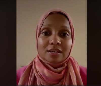Muslim Woman Running For California State Assembly