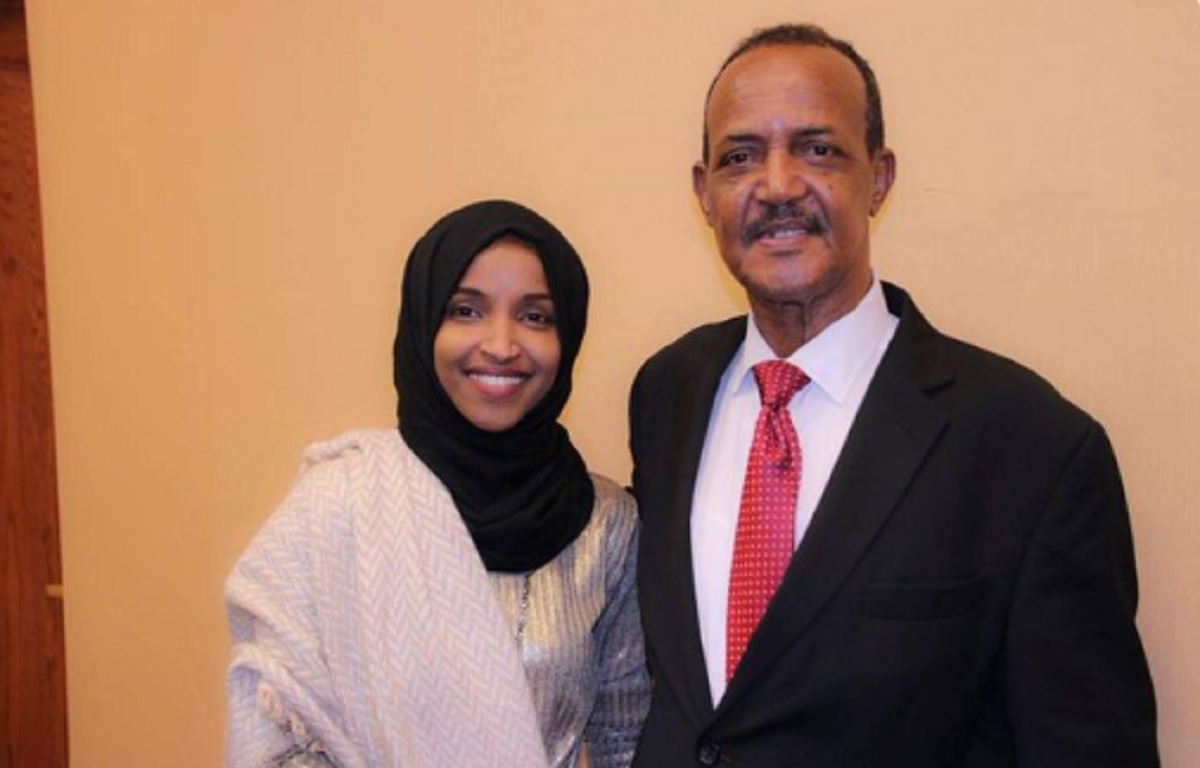 ilhan omar father