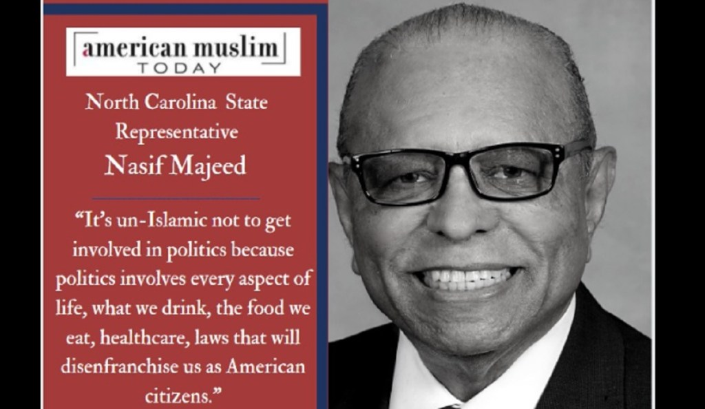 muslim official north carolina