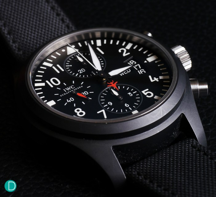 Would I like to have the Top Gun pilot Chronograph? Yes. Is it really functional as a pilot's watch? Hmm....